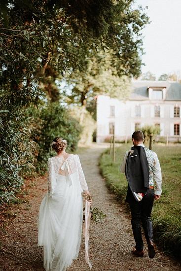 Photographe mariage haras du Reuzel - Orgères